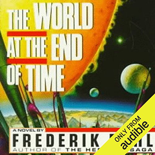 The World at the End of Time audiobook cover art