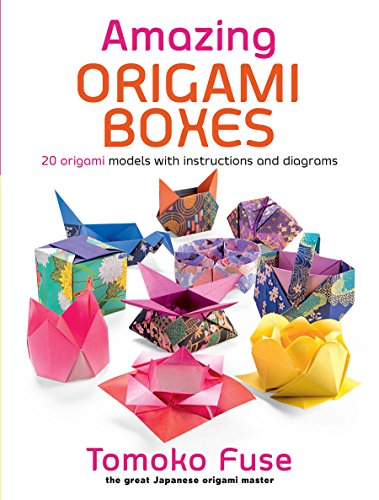 Compare Textbook Prices for Amazing Origami Boxes  ISBN 0800759822461 by Fuse, Tomoko
