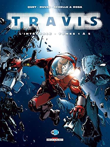 Travis - Intégrale T01 à T05