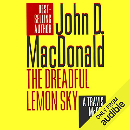 Couverture de The Dreadful Lemon Sky