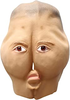 Funny Latex Mask Rubber Creepy Ugly Hip Head The Goonies Sloth Mask Halloween Party Costume Decorations Nude