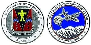 509th Joint Base Elmendorf-Richardson Challenge Coin