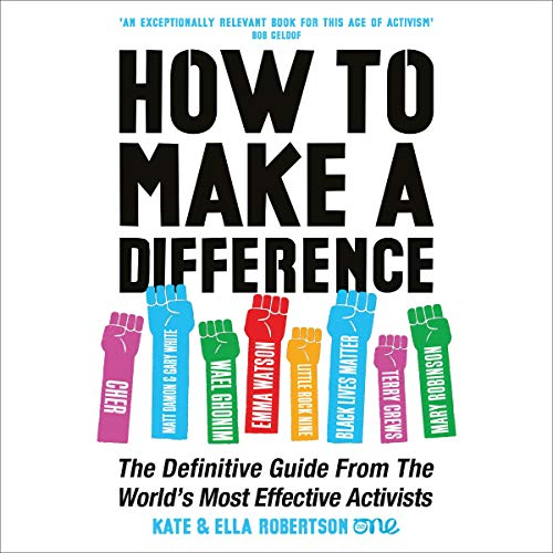 How to Make a Difference cover art