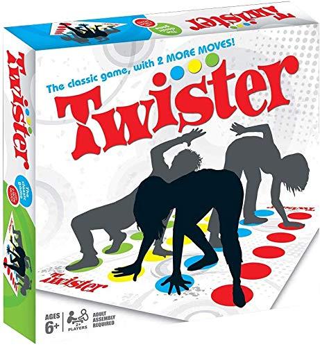 Lelesta Classico Twister Gioco Coperta Prime Grandi Regali Piano Gioco per Gli Adulti dei Bambini Bambini Ragazze