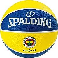 Spalding EL Fenerbahce Istanbul Basketball Gelb