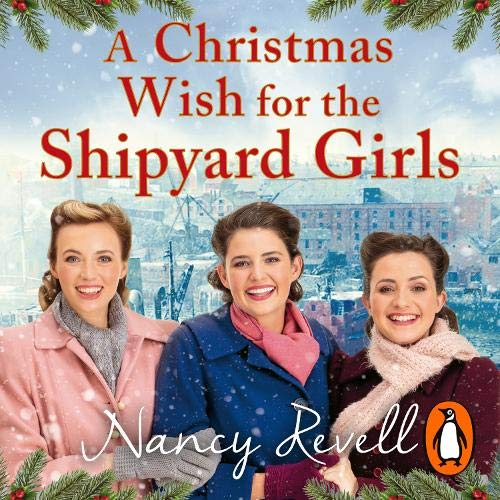 A Christmas Wish for the Shipyard Girls cover art