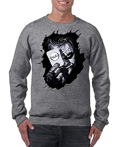 shirt19 Opel Joker Auto car Grau Sweatshirt -5396 (M)