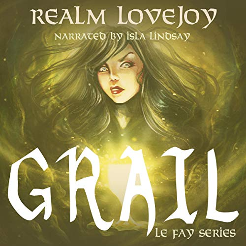 Grail audiobook cover art