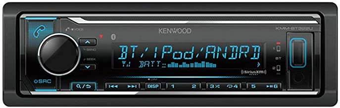 Best kenwood car audio single din Reviews