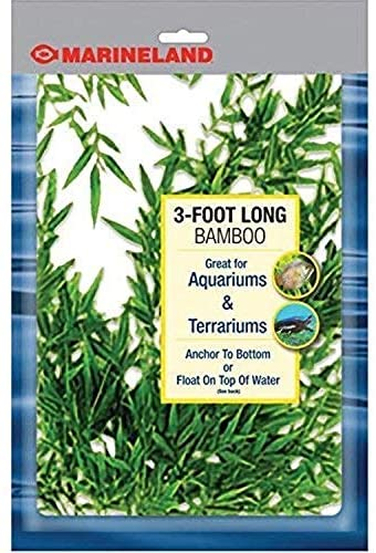 Marineland Bamboo 3 Feet, Décor For aquariums and Terrariums, Model:47431905481