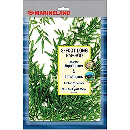 Marineland Bamboo 3 Feet, Décor For aquariums and Terrariums, Model:47431905481