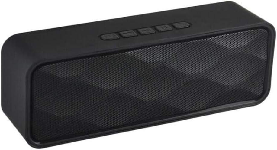 Altoparlante Bluetooth Portatili 5.0 Axloie Speaker Wireless Senza Fili con Microfono Vivavoce Ingresso Aux//Chiavetta USB//Scheda TF 10H di Aotonomia Bassi Forti HiFi Stereo per iPhone Android