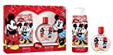 Disney Minnie Mouse – Set de regalo de 2 piezas, 3,4oz Edt Spray, 10,1oz ducha GEL2 Stück