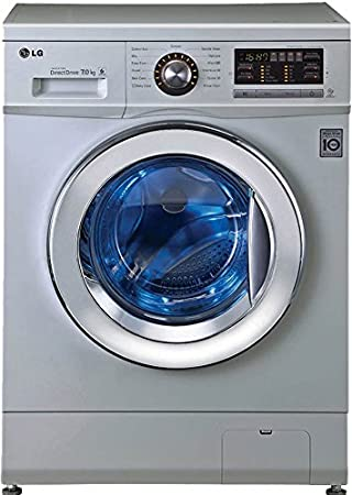 LG FH296HDL24 Fully-Automatic Front-Loading Washing Machine