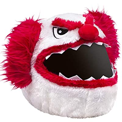 Moto Loot Helmet Cover for Motorcycle Helmet, Fun Rides and Gifts (Cover Only. Helmet Not Included) - Scary Clown by Moto Loot