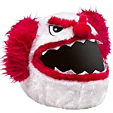 Moto Loot Helmet Cover for Motorcycle Helmet, Fun Rides and Gifts (Cover Only. Helmet Not Included) - Scary Clown