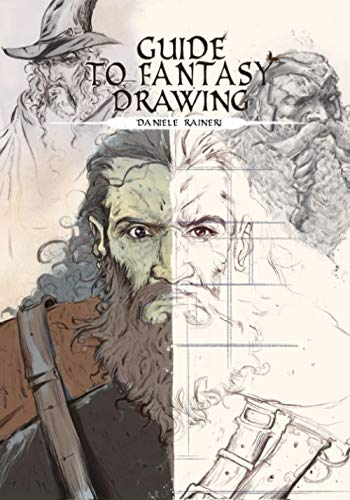 Compare Textbook Prices for Guide to fantasy drawing  ISBN 9798713161828 by Raineri, Daniele