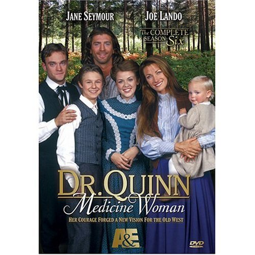 Dr. Quinn Medicine Woman: Season Six - Volume Three {A Tie to Heal Part I, A Time to Heal Part II, Civil Wars, Safe Passage}