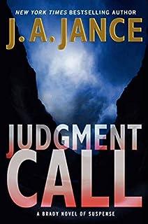 Judgment Call: A Brady Novel of Suspense (Joanna Brady Myste