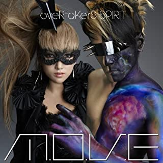 oveRtaKerS SPIRIT (DVD付)