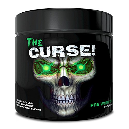 Cobra Labs The Curse - Booster 250g - Green apple Envy