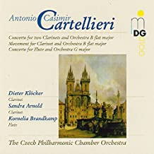 Cartellieri: Wind Concertos Vol. 2