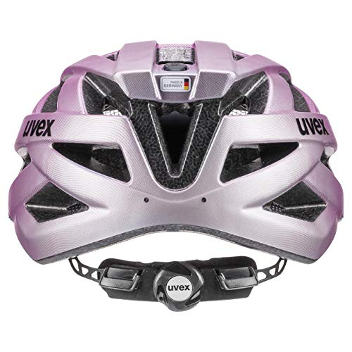 uvex Unisex– Erwachsene, i-vo cc Fahrradhelm, berry matt, 52-57 cm - 4