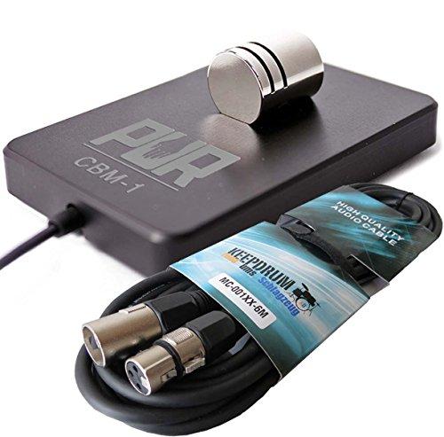 PUR CBM-1 Cajon microfoon PC5199 + Keepdrum XLR kabel 6m