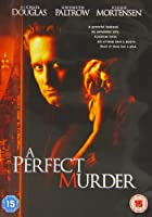A Perfect Murder [DVD]