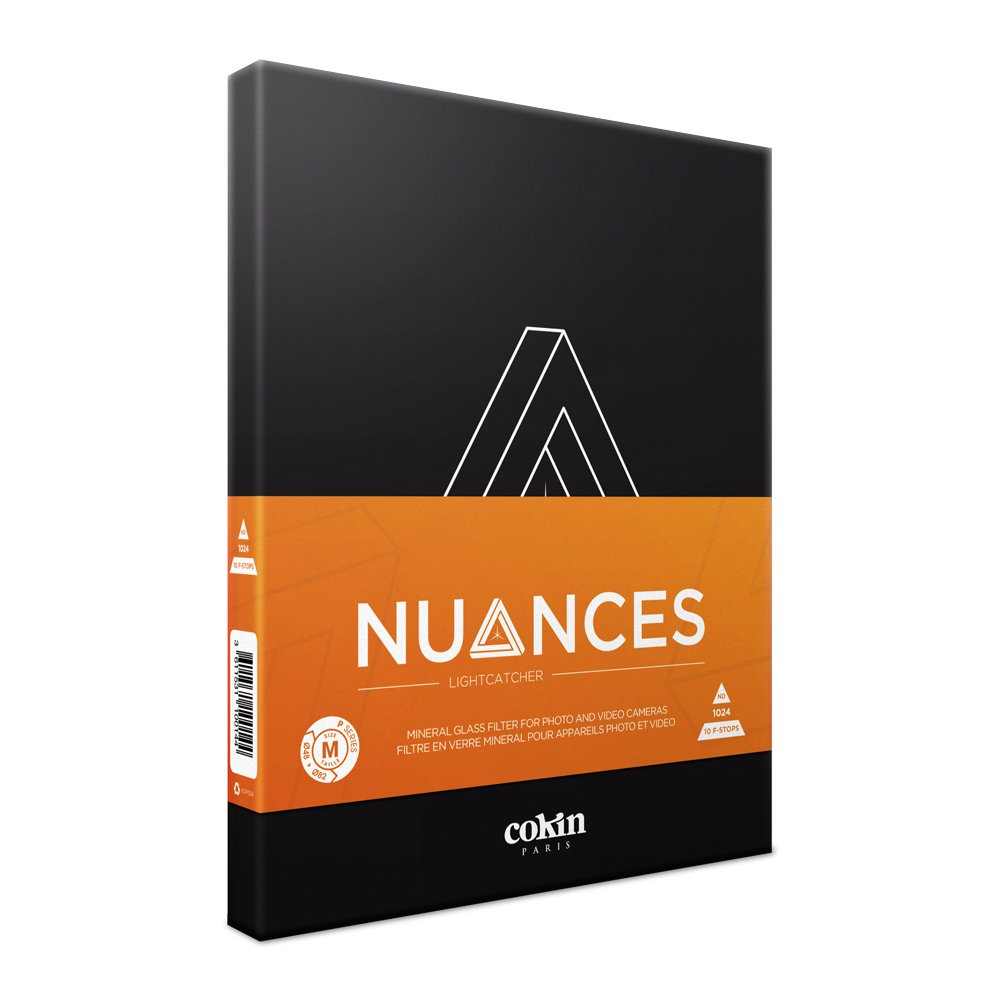 Cokin P Nuances 10-Stops ND1024 Square Filter for Camera