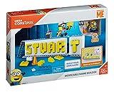 MEGA Mattel Bloks DRV32 - Set da Costruzione, Motivo: Minions, con Scritta in Lingua Tedesca