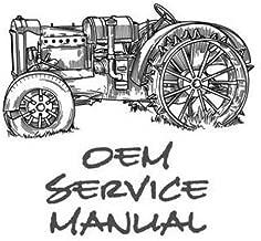 Service Manual - L39, New, Kubota