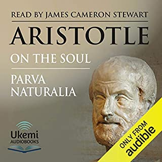 On the Soul & Parva Naturalia audiobook cover art