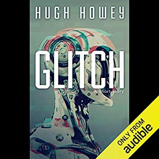 Glitch audiobook cover art