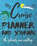 My Cruise Journal and Planner: A planner, journal and logbook to help you plan and organize your cruise. Over 24 pages for information for 4 separate cruises. Great gift idea too! [Idioma Inglés]