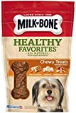 Milk-Bone Healthy Favorites Chewy Dog Treats, Real Chicken, 5 Ounces