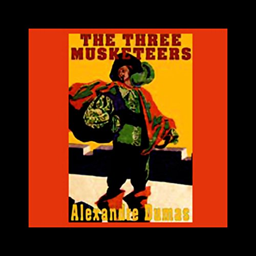 The Three Muskateers cover art