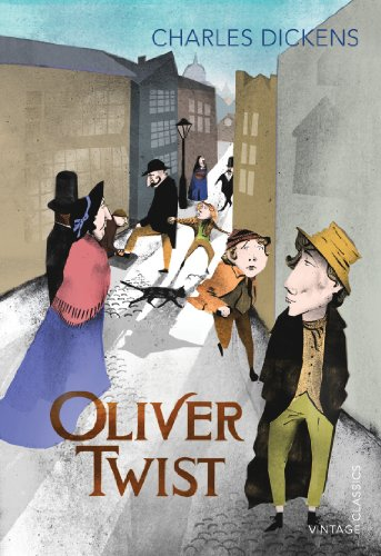 Oliver Twist (Vintage Childrens Classics)