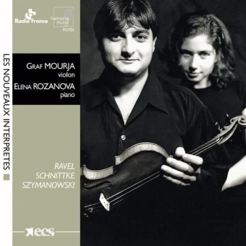 Elena Rozanova & Graf Mourja