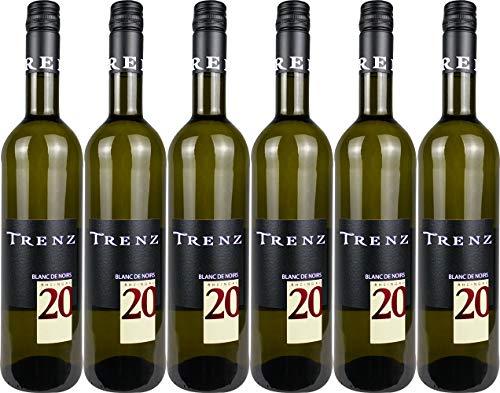 Trenz Spätburgunder Blanc De Noirs 2020 (6 x 0.75 l)
