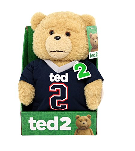 Ted 2 11' Plush in Jersey Outfit & Sound - Explicit Language