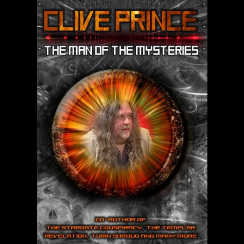 Clive Prince audiobook cover art