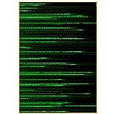 ZNNHEROKlassischer Film Die Matrix Poster Drucke