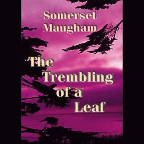 The Trembling of a Leaf cover art