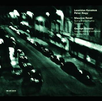 Maurice Ravel / George Enescu