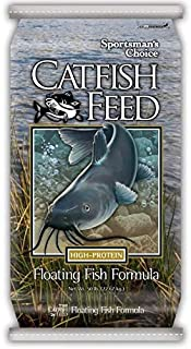 Southern States Sportsmans Choice Catfish Feed Big Strike Floating Fish Food 40 Pounds