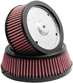 Arlen Ness Replacement Air Filter for Big Sucker Stage II - Red Filter 18-099