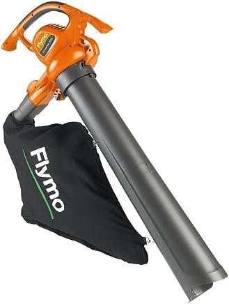 Flymo PowerVac 3000 电动花园真空吸尘器 - 橙色