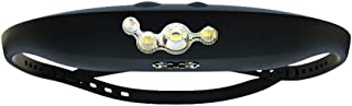 KNOG Bandicoot Silicone LED HeadLamp - No Bounce, Waterproof USB Rechargeable Headlamp with Four Settings for Night Runnin...