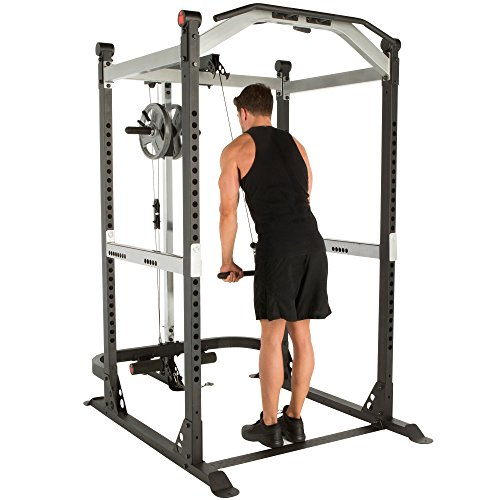 Product Image 10: Fitness Reality X-Class Light Commercial High Capacity Olympic Power Cage